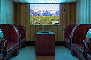 Alpenkräuter – Sauna